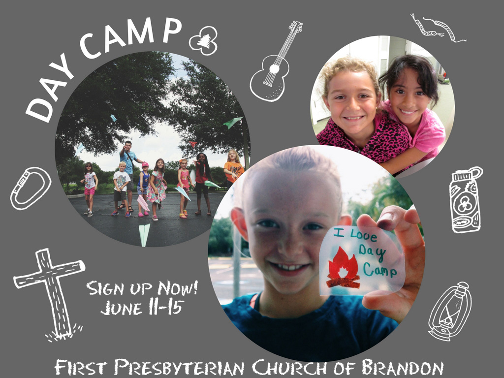 First Presbyterian Church of Brandon Vacation Bible School, Day Camp