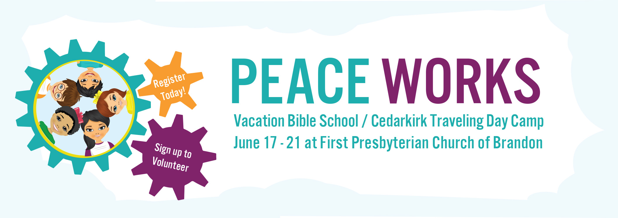 Vacation Bible School 2019 at First Presbyterian Church of Brandon