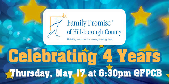 4 Year Family Promise Celebration