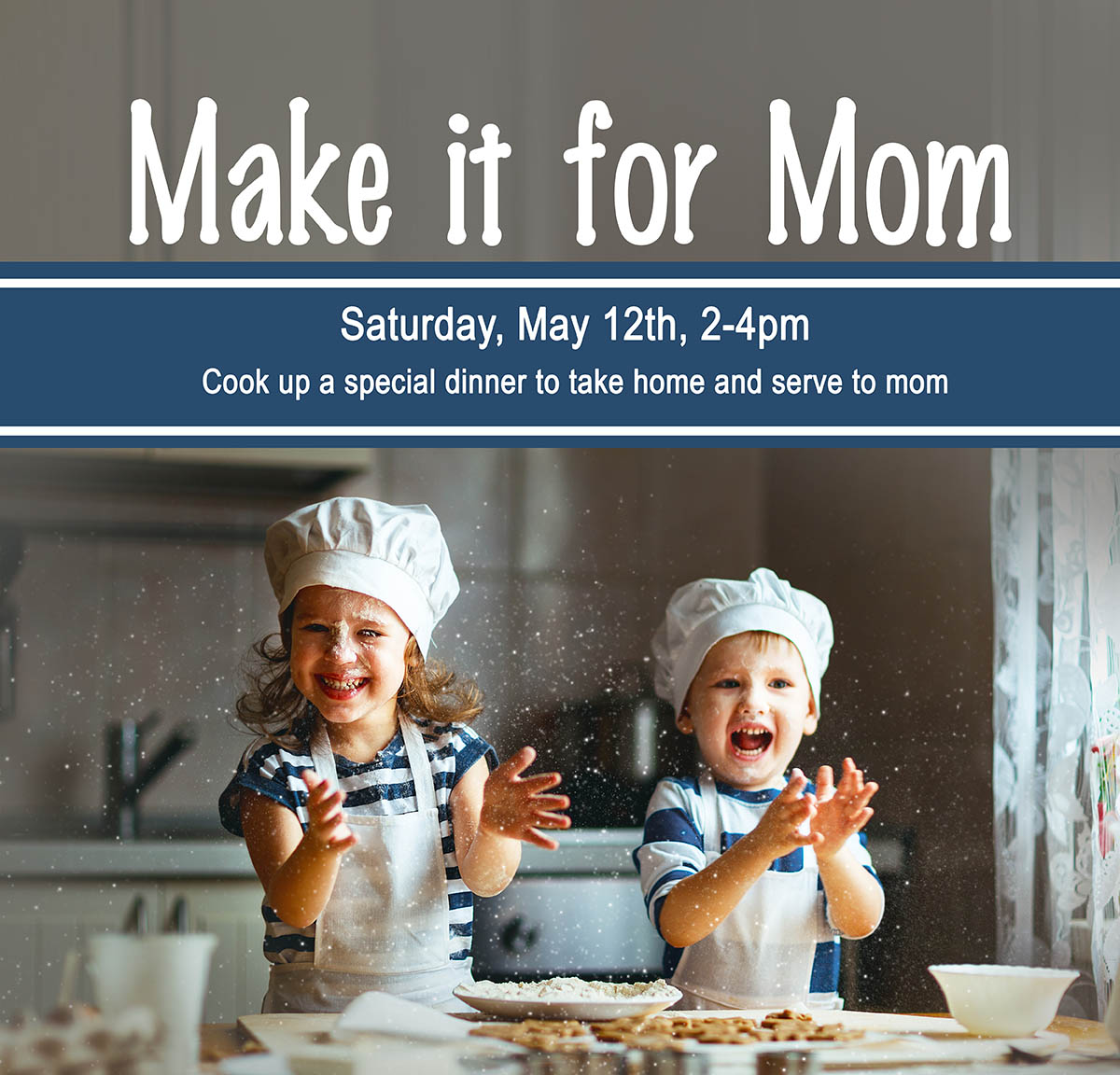 Make it for Mom Make Dinner and Craft for Free To Celebrate Mothers Day