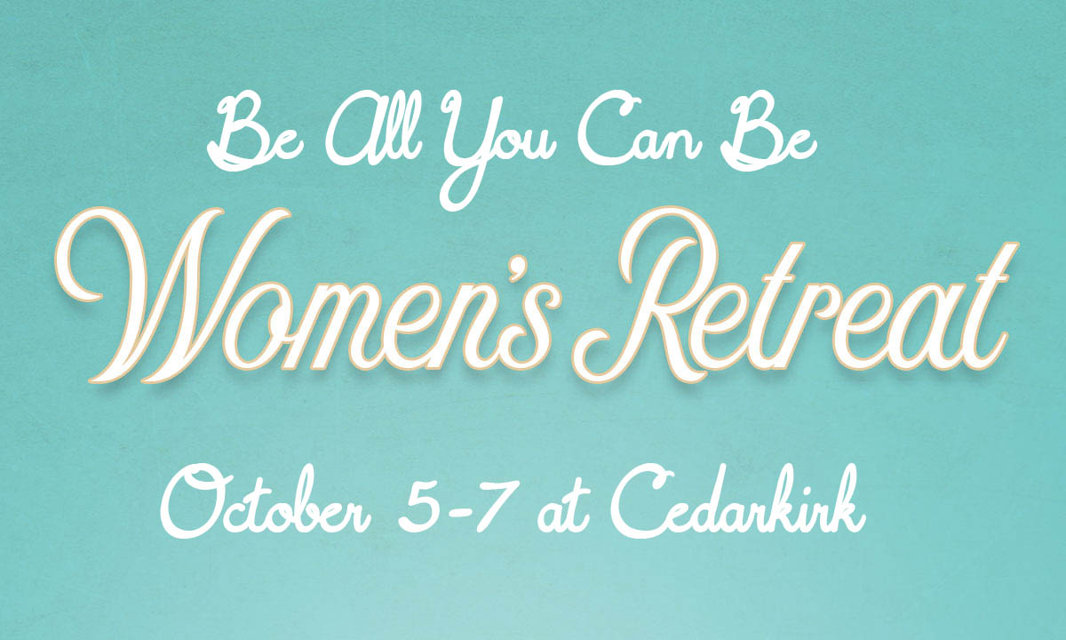 FPCB Women's Retreat Be All You Can Be