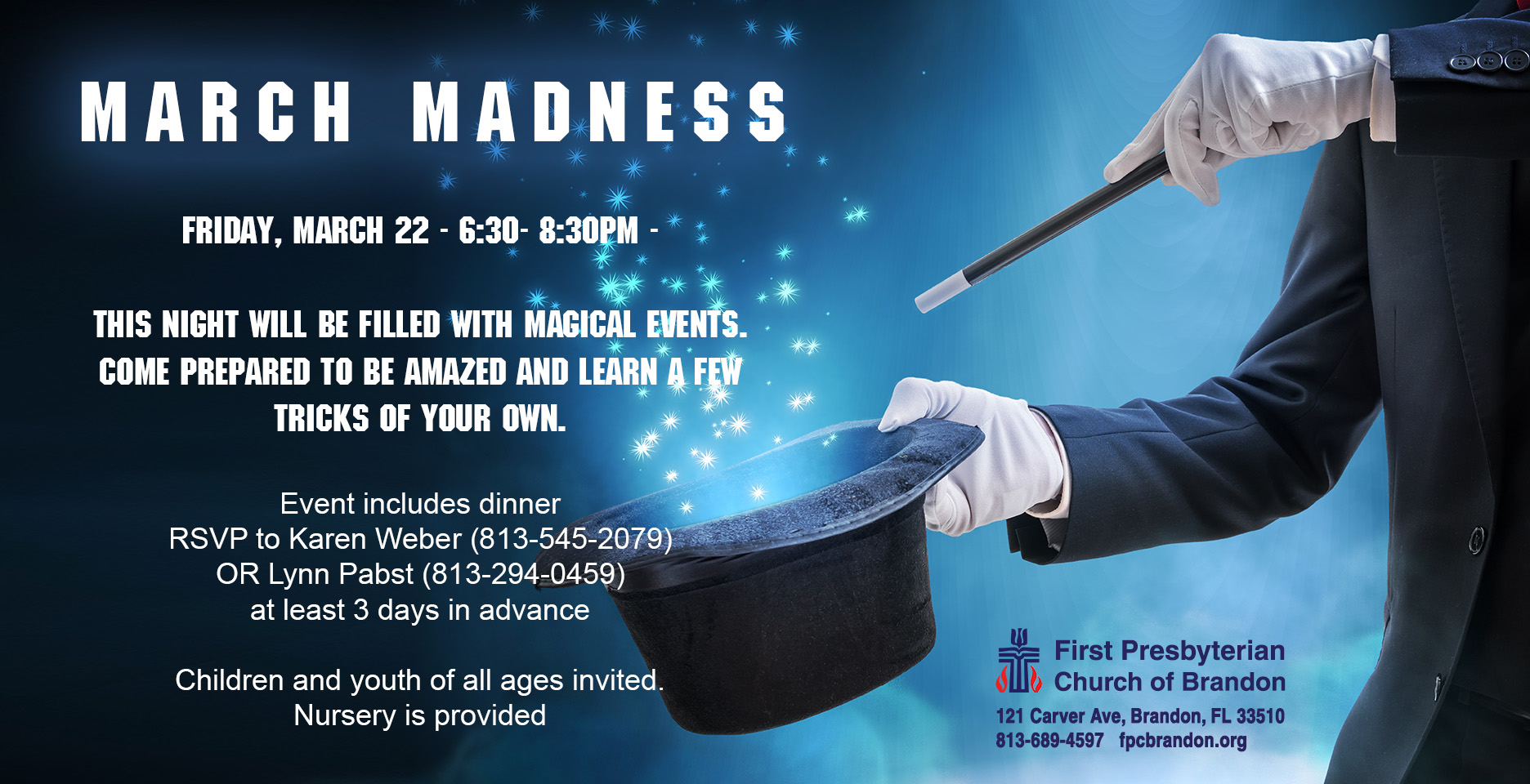 Magician, Magic Show, Free Event, Event for kids